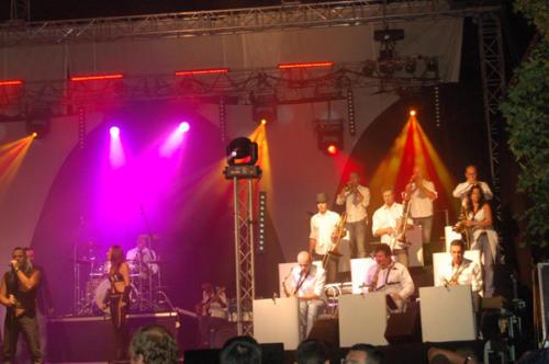 TP sur scène